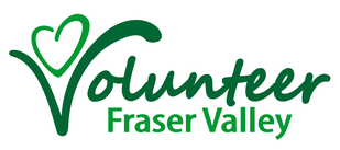 Volunteer Fraser Valley Logo